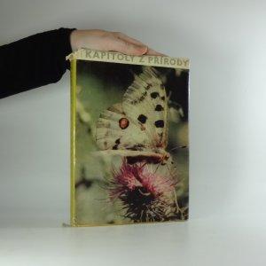náhled knihy - Kapitoly z přírody