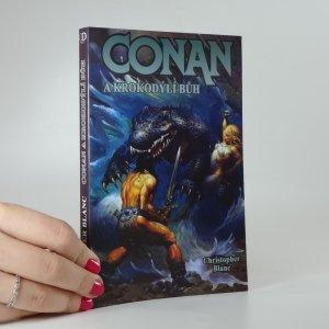 náhled knihy - Conan a krokodýlí bůh