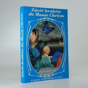 náhled knihy - Závěť hraběte de Monte Christo