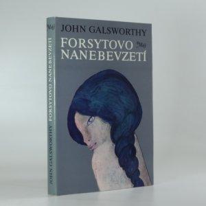 náhled knihy - Forsytovo nanebevzetí : výbor z povídek
