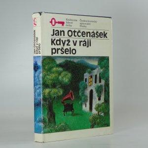 náhled knihy - Když v ráji pršelo