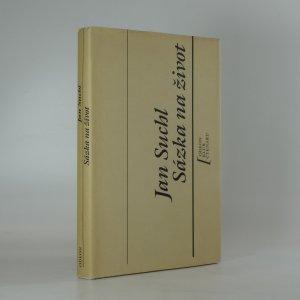 náhled knihy - Sázka na život
