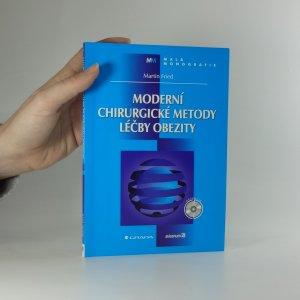 náhled knihy - Moderní chirurgické metody léčby obezity