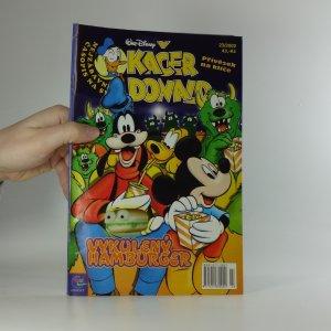 náhled knihy - Kačer Donald. Číslo 23/2002.