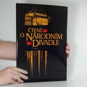 náhled knihy - Čtení o Národním divadle : útržky dějin a osudů