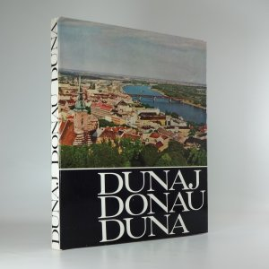náhled knihy - Dunaj