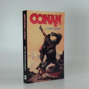 náhled knihy - Conan a údolí bohů