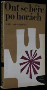 náhled knihy - Onť se béře po horách