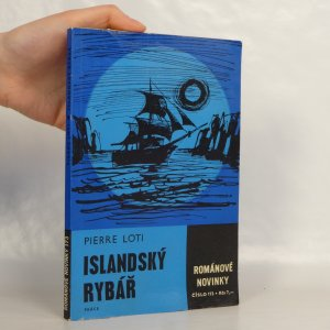 náhled knihy - Islandský rybář