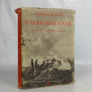 náhled knihy - V zemi milované : reportáže ze Sovětského svazu