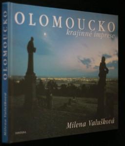 náhled knihy - Olomoucko : krajinné imprese