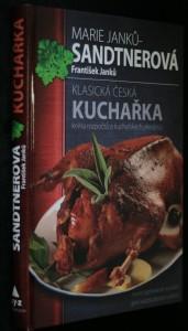 náhled knihy - Klasická česká kuchařka : kniha rozpočtů a kuchařských předpisů