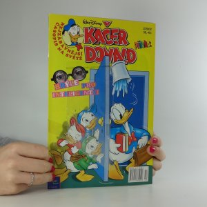 náhled knihy - Kačer Donald. Číslo 2/2002.