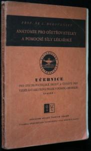 náhled knihy - Anatomie pro ošetřovatelky a pomocné síly lékařské