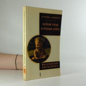 náhled knihy - Duševní vývoj a výchova dítěte