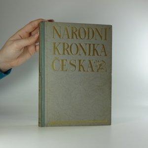 náhled knihy - Národní kronika česká. 2. díl.