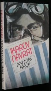 náhled knihy - Ikarův návrat