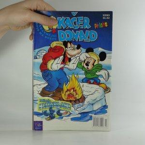 náhled knihy - Kačer Donald. Číslo 3/2003