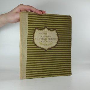 náhled knihy - Z historie plzeňského obchodu a průmyslu