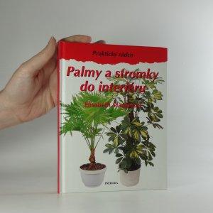 náhled knihy - Palmy a stromky do interiéru