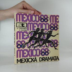 náhled knihy - Mexická dramata