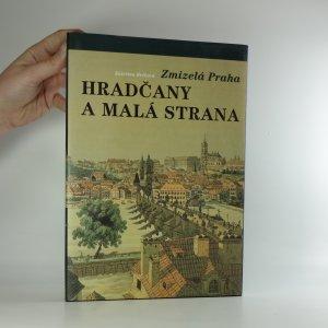 náhled knihy - Praha Hradčany a Malá Strana