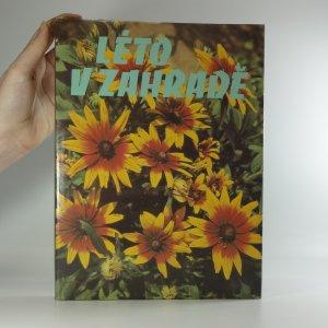 náhled knihy - Léto v záhradě