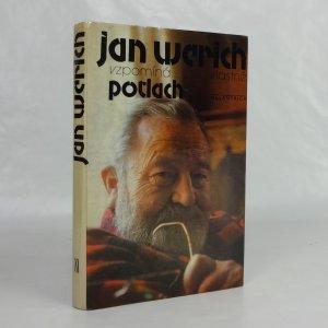 náhled knihy - Jan Werich vzpomíná... vlastně potlach Potlach