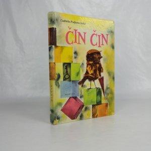 náhled knihy - Čin-Čin
