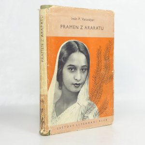 náhled knihy - Pramen z Araratu. I. díl