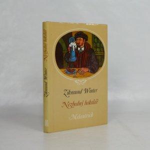 náhled knihy - Nezbedný bakalář : [starobylý obrázek z Rakovnicka (1883)]