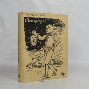 náhled knihy - Ulenspiegel: Hrdinné, veselé i slavné příhody Thylberta Ulenspiegla a Lamma Goedzaka ve Flandřích i jinde, jak je vypravují