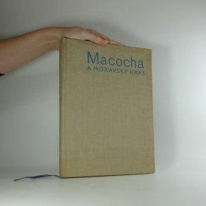 náhled knihy - Macocha a Moravský kras