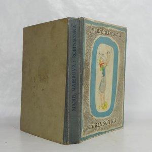 antikvární kniha Robinsonka, 1947