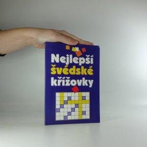 náhled knihy - Nejlepší švédské křížovky