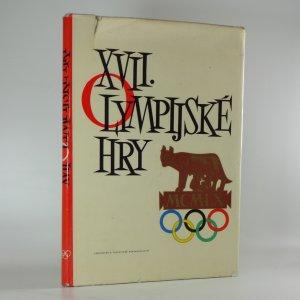 náhled knihy - XVII. Olympijské hry - Řím 1960