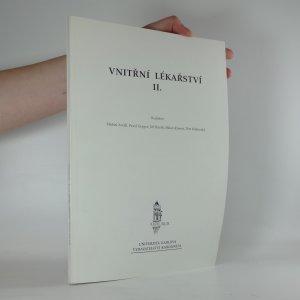 náhled knihy - Vnitřní Lékařství II.