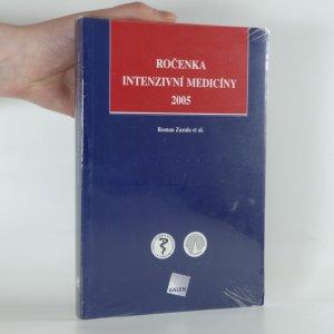 náhled knihy - Ročenka intenzivní medicíny 2005