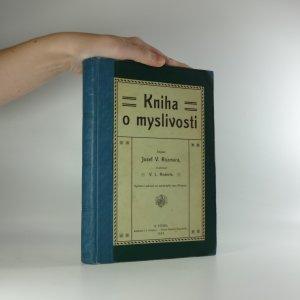 náhled knihy - Kniha o myslivosti