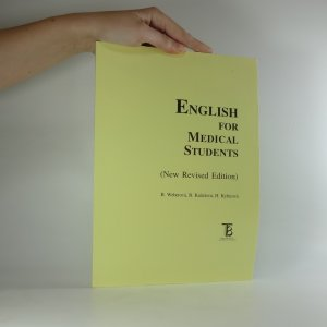 náhled knihy - English for Medical Students