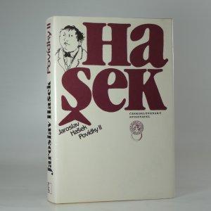 náhled knihy - Povídky II.