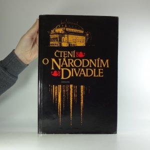 náhled knihy - Čtení o Národním divadle