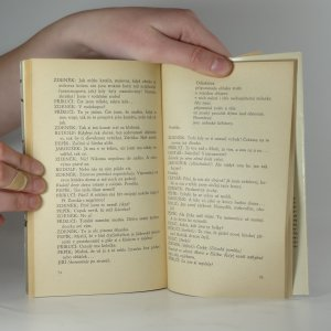 antikvární kniha Totální kuropění : divadlo o mnoha obrazech, s mnoha osobami a jedním jazzbandem, 1962