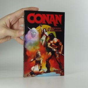 náhled knihy - Conan a princezny z Rádžastánu