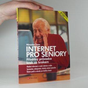 náhled knihy - Internet pro seniory : přívětivý průvodce krok za krokem