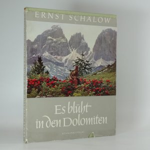 náhled knihy - Es blüht in den Dolomiten