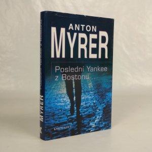 náhled knihy - Poslední Yankee z Bostonu