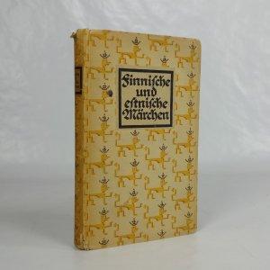 náhled knihy - Finnische und estnische Volksmärchen
