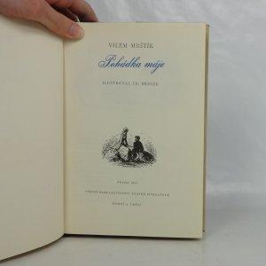 antikvární kniha Pohádka máje, 1957