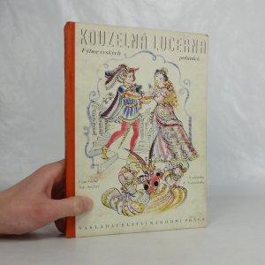 náhled knihy - Kouzelná lucerna : výbor českých pohádek (podpis autora)